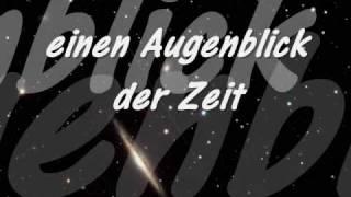 Whitney Houston One Moment in Time Deutsch Lyrics