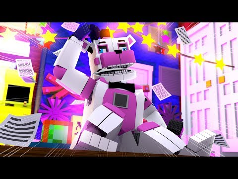 Funtime Freddy Loses His Memory! - Minecraft FNAF Roleplay