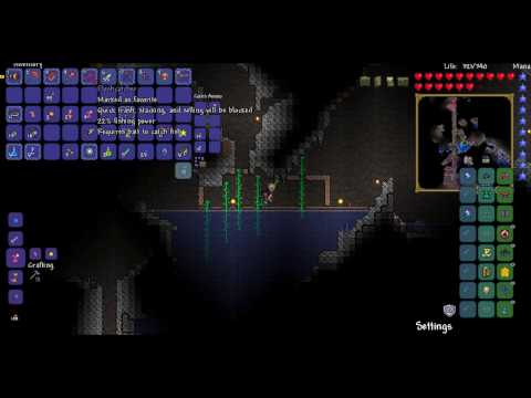 terraria how to use potions