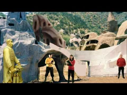 Planet of the Apes Meets Star Trek Part 1 of 2