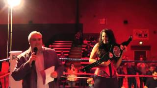 Jonny George v Paul Morby HEROS FIGHTNIGHT.avi