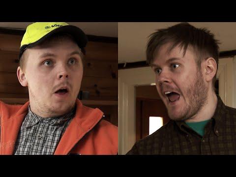 NORDIC HILLBILLIES - Vårstädning med Leif & Billy