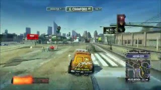 Burnout Paradise Toy Cars Part 3