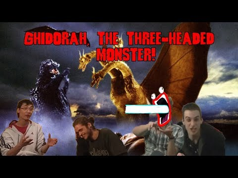 KING OF THE KAIJU! |Episode 5: Ghidorah, the Three-Headed Monster
