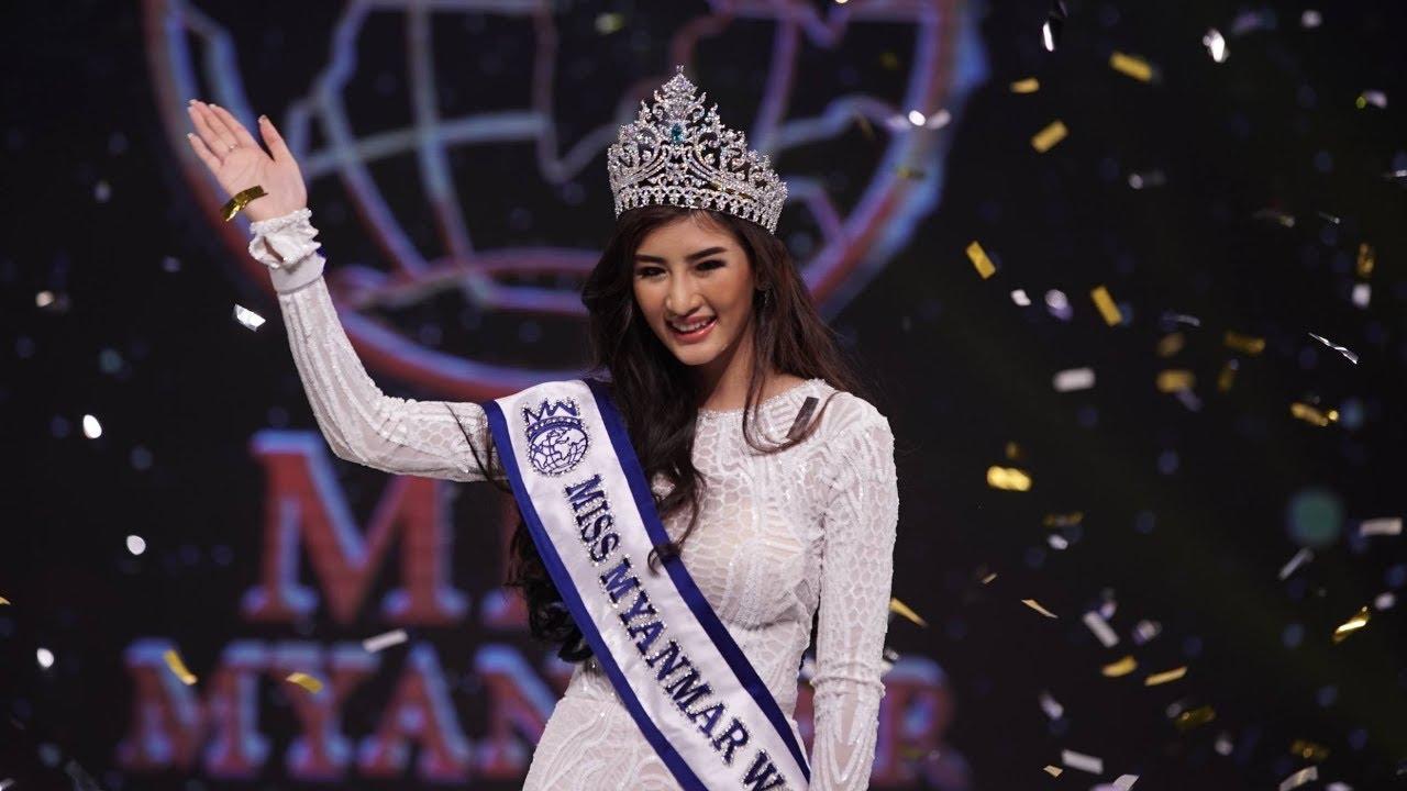 Image result for Myanmar Miss Hanthi