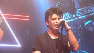Gary Numan Telekon 02 Forum Kentish Town- Heartfelt emotional thank you to the fans & Jo the Waiter