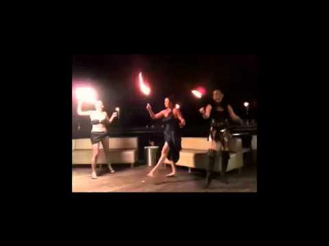 Scoundrelles Fire Breathing - Pole Dreams 2010