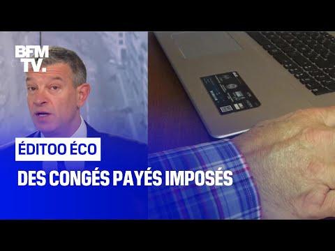 Des congés payés imposés