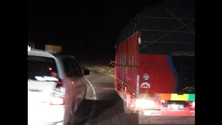 truk cabe di gunung gumitir GASS POLL STUT JACK