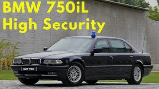 BMW 750iL E38 Bulletproof - Testing and Assembly
