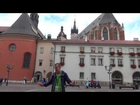 Krakow, Poland September, 2015 Day 2