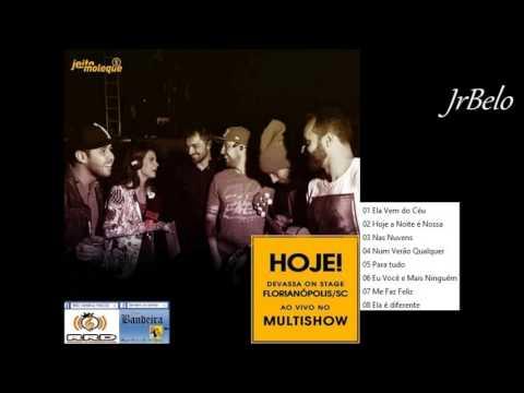 cd completo jeito moleque 2012