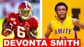 10 Things You Didn't Know About Devonta Smith