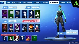 Vote items in * ITEM SHOP * in Fortnite.. (* BRILLIANT *)