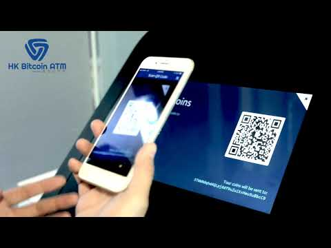 New Machine Promotional Video HK Bitcoin ATM