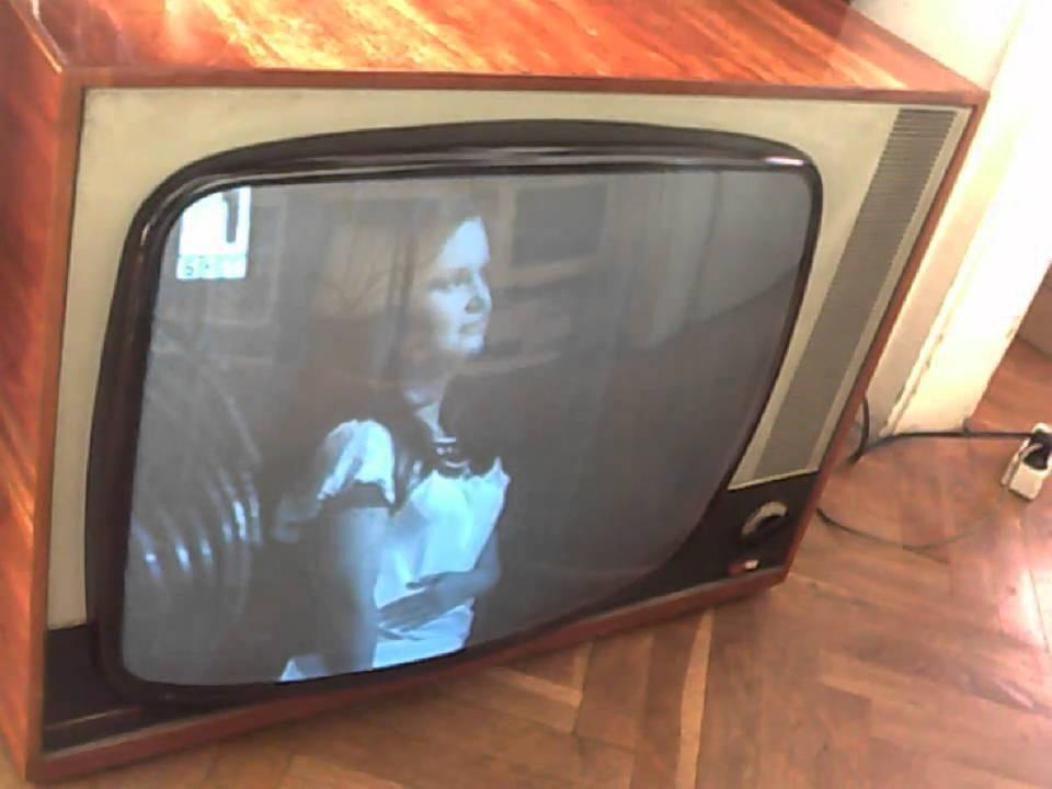 Aнтон Оруш - Elektron 2-1 - old Soviet B&W TV Set from 1965, works  perfectly (part II)