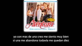 Aventura - Soy mujeriego (lyic - letra)
