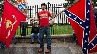 What does a confederate flag mean today?