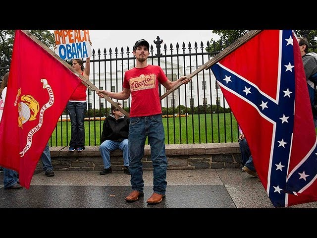 What Does A Confederate Flag Mean Today Youtube