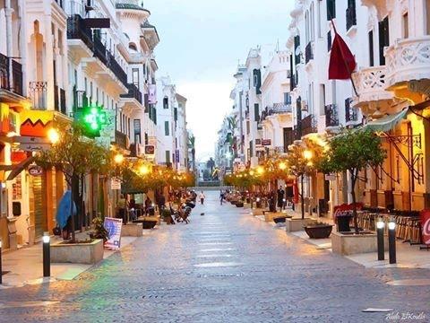 Tetouan city, Morocco HD