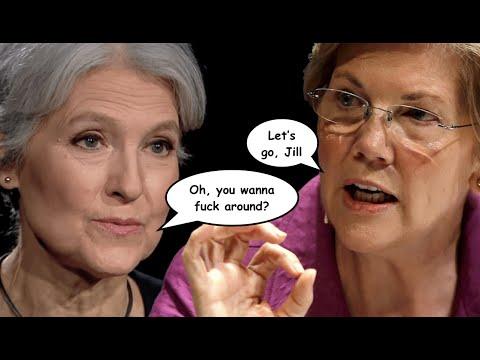 Elizabeth Warren Attacked Jill Stein—Jill Responded with FIRE!