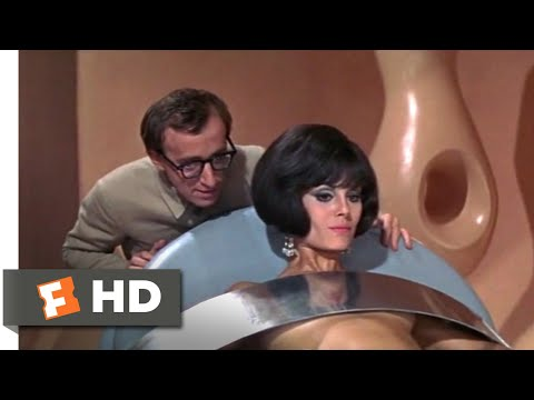Casino Royale (1967) - Insignificant Little Monster Scene (9/10) | Movieclips