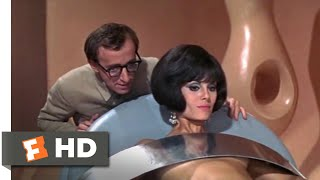 Daliah Lavi in Casino Royale (1967)