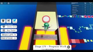 Roblox Mega Fun Obby 2 ✨180 Stages! Hholykukingames Playing Stages 175-180