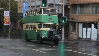 Sydney Bus Museum [Leichhardt] Albion Venturer CX19W / Clyde Engineering, 27299-H (1892)[Preserved]