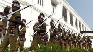 पुलिस स्मृति दिवस पर शहीद पुलिसकर्मियों को दी गई श्रद्धांजलि thumbnail