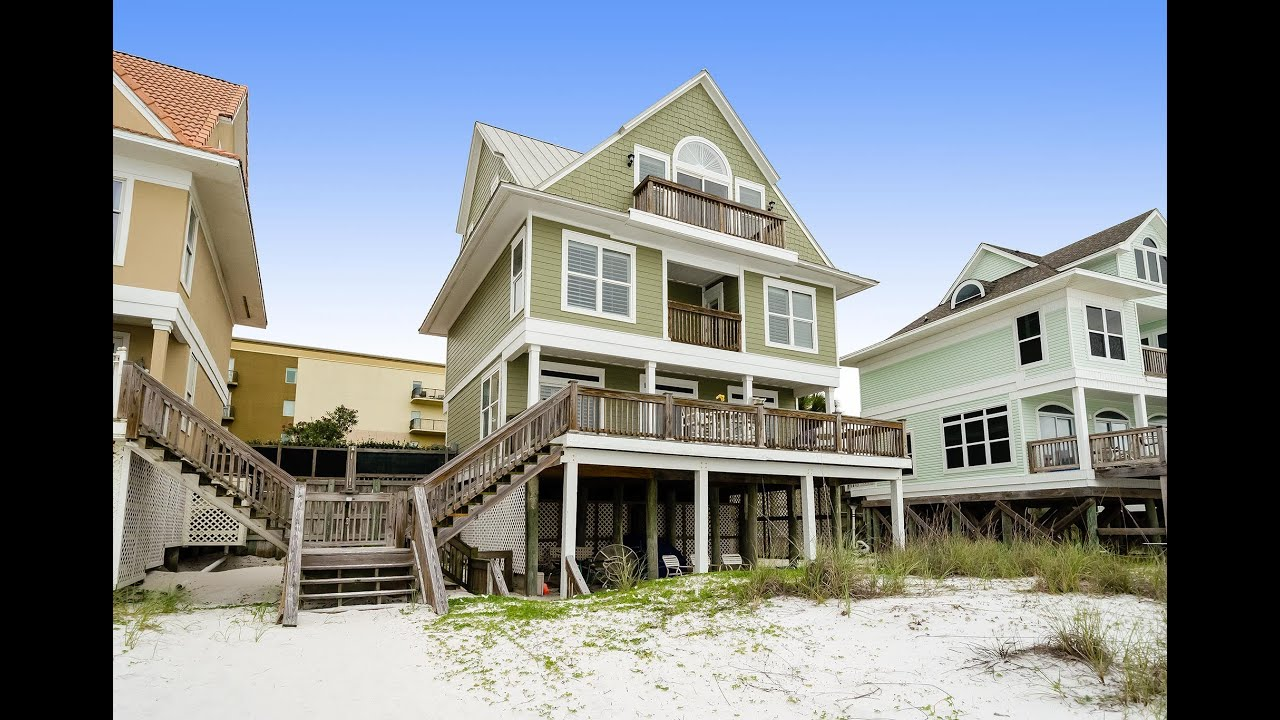 Miramar beach florida 3br gulf front vacation rental 2891 for Rent a house la
