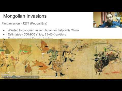 Creation Myth and Mongolian Invasions