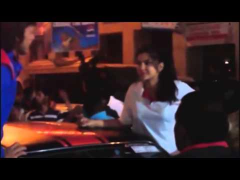 Rajapaksa family Night race at Kandy-Evidence