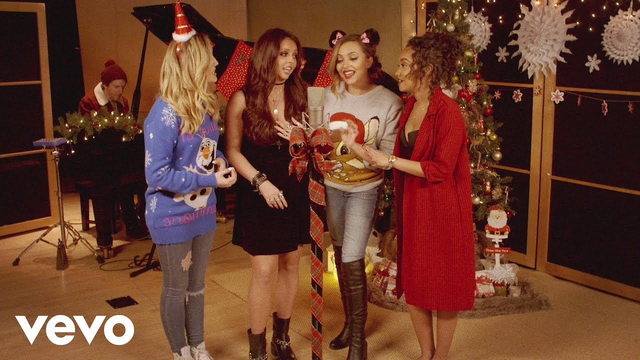 Little Mix Christmas Baby Please Come Home Cover Chords Chordify