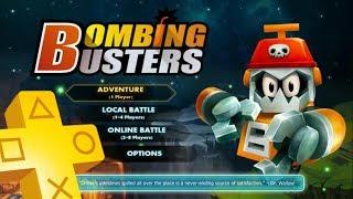 Bombing Busters PS Plus March 2018 until April 2018