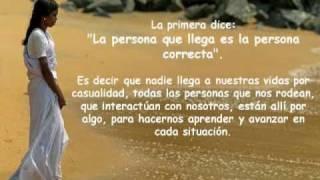 Las cuatro leyes de la espiritualidad ~ Nada ocurre por casualidad...