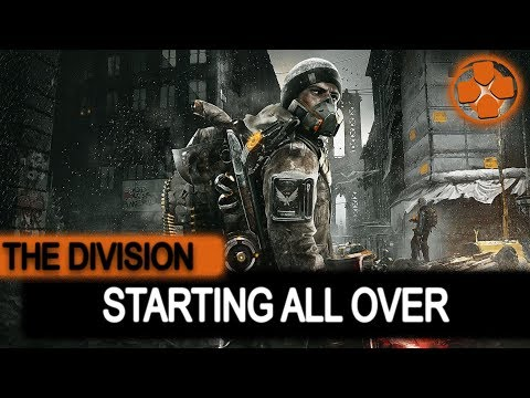 The Division 🔴 New Character Grind   Road to The Division 2   PC Gameplay 1080p 60fps