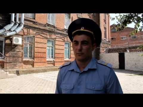 Сотрудник новочеркасского СИЗО 3 задержал вооруженного престукпника