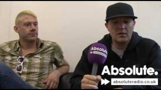 Limp Bizkit interview at Sonisphere Festival 2009
