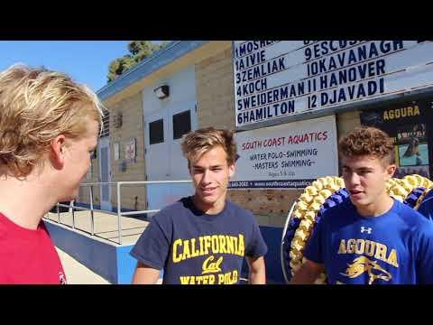 Agoura High School Water Polo Senior Video