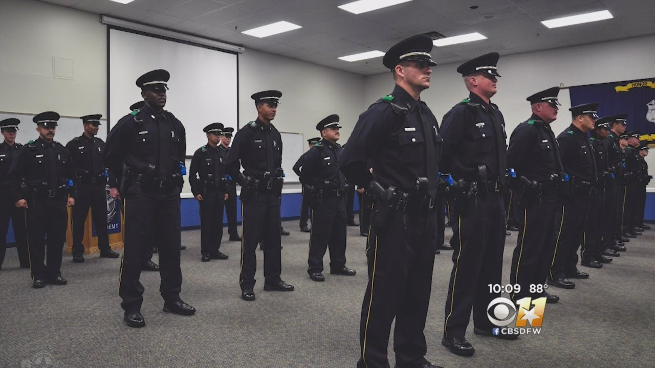Download New DPD Recruit Resigns Days After Graduating