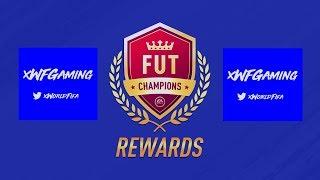 FUT CHAMPIONS REWARDS & DIVISION RIVALS REWARDS!! SILVER 1 & DIV 4 RANK 3 (FIFA 19) (LIVE STREAM)