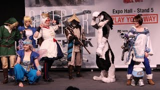Insomnia Gaming Festival cosplay 2017 - 60 | Gaming Comic Con 2017 | Cosplay show