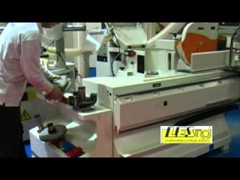 Čepilni stroj SCM TEN220  // Tenoning machine TEN 220