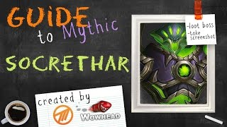 Socrethar the Eternal Mythic Guide by Method