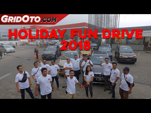 Holiday Fun Drive 2018 | GridOto