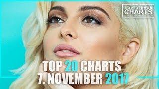 TOP 20 SINGLE CHARTS - 7. NOVEMBER 2017