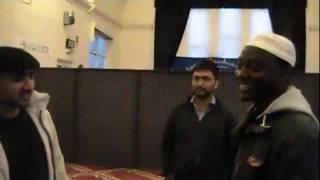 Night stay at Al-Mahdi Mosque - Ahmadiyya - Khuddam Activities in Birmingham
