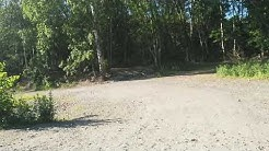 Raunistulan kallio