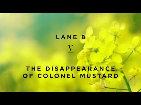 Lane 8 - The Disappearance Of Colonel Mustard